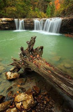 Douglas Falls, West Virginia  - Art Hughes, Loudoun Photo Club