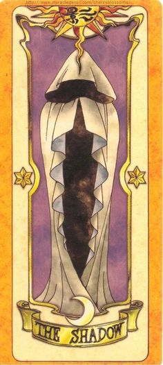 Clow Card ~ The Shadow