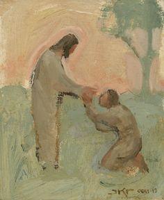 Healing: J Kirk Richards
