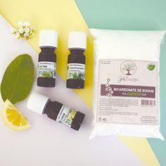 ★ Joli'Box Entretien ménager naturel 12 € le coffret de 4 produits naturels et bio pour prendre soin de votre maison