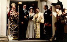 Crown Princess Margarita of Romania and Prince Radu - wedding 1996 Romanian Royal Family, Thing 1, Royalty, Descendants, Edinburgh, Margarita, Wedding, Actors, Royal Families