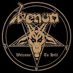 Venom - Welcome to Hell - 1981 This band genuinely frightened me! I thought I was going to hell for listening to such 'evil' music. As I found out later (thanks to Chuck D)- don't believe the hype. The album still kicks some serious arse it just won't  send your 'soul' to an imaginary place.