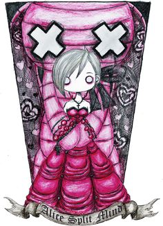 demiseman ♥ Emo Pictures, Creepy Pictures, Pictures To Draw, Emo Art, Goth Art, Horror Cartoon, Horror Art, Creepy People, Scary Drawings