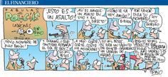 Fábulas de policías y ladrones. 31/08/2015