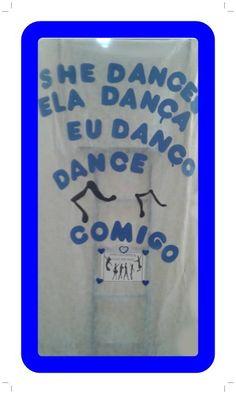 Arte em ensinar e aprender: Expressão Corporal - Dance and Music - SHE DANCE A...