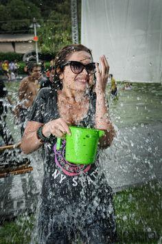 National holiday in Armenia and among the Armenian Diaspora. Water fight day! I dread it hahaha.
