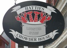 Hatties Chowder House, Hallowell Maine