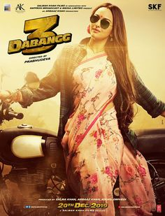 And here's the new poster of Stars Salman Khan as and Sonakshi Sinha as Directed by Prabhu Dheva. Bollywood Images, Bollywood Stars, 3 Movie, Movie Songs, Movie Times, Bollywood Movies List, Download Free Movies Online, Film Images, Cinema Posters