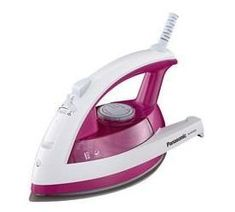 #manythings This #Panasonic NI-E100T Steam/Dry Iron comes with many great features such us: Titanium Coating, Round Ride Soleplate, 360 Swivel Cord and Non-Slip ...