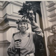Tove at her 80t birthday. Photo C-G Hagström