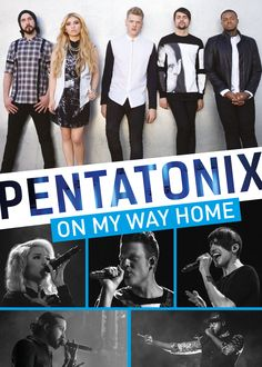 The first 200 fans to respond to a Facebook and Twitter invite from Pentatonix to attend a screening of the group's documentary On My Way Home showed up at S...