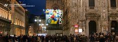 #Rome #maxibillboard #urbanvision #ooh