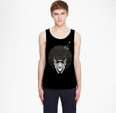 Men's Fashion Tank Top  http://www.aliexpress.com/store/802966/211458764-538456593/Free-Shipping-Designer-Men-s-Fashion-Tank-Top-Slimming-Vest-Black-Size-S-M-L-XL.html  $12.7