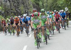 V etapi od Innsbrucka do Salzburga sta prvo in drugo mesto osvojila Italijana.