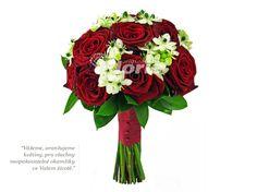 svatební kytice červená - Hledat Googlem