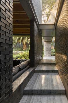 Dream Home Design, Modern House Design, Home Interior Design, Interior Architecture, Luxury Homes Dream Houses, Architect House, Minimalist Home, House Rooms, Exterior Design