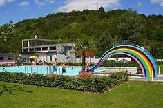 Camping Du Barrage Rosport - Eifel - Rosport - mooi zwembad, goede reviews, niet ver van Trier