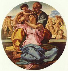 Michelangelo Buonarroti 046 - Anexo:Obras de Miguel Ángel - Wikipedia, la enciclopedia libre
