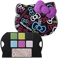 Hello Kitty - Tokyo Pop Eyeshadow Palette  #sephora