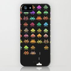Fashionable Invaders iPhone & iPod Case by Terry Fan - $35.00