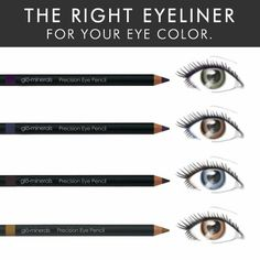 glo How-To: Making Your Eye Color Pop