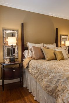 Guest Bedroom Design by Michelle Lynne