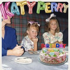 Caratula Frontal de Katy Perry - Birthday (Cd Single)