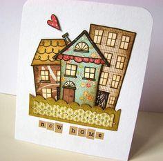 Jane's Doodles: CARDS magazine publication!