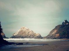 coast of oregon