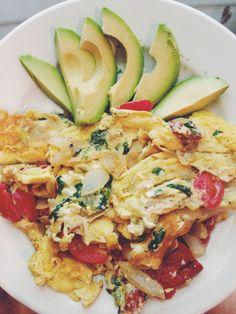 Paleo Breakfast Scramble