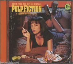 Pulp Fiction Original Motion Picture Soundtrack by Original Soundtrack CD | eBay