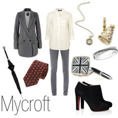 Image result for mycroft inspired outfit