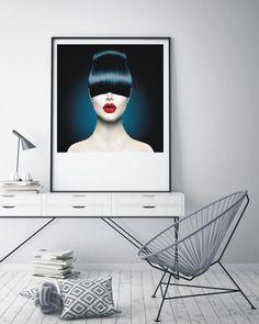 Plakat Woman - różne rozmiary NORD&CO