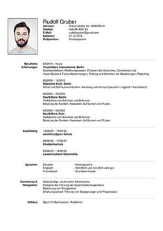 Resume Format Germany 2 Resume Format Resume Resume Format