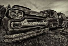 Abandoned Chevy
