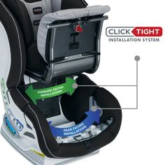 Britax Click Tight Installation System is super easy and helps to get installation right every time. (scheduled via http://www.tailwindapp.com?utm_source=pinterest&utm_medium=twpin&utm_content=post640441&utm_campaign=scheduler_attribution)