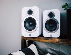 Let's add yet another amazing speaker to the list! Read more by clicking the link below! #qacoustics #3030ibookshelfspeaker #bookshelfspeaker Large Bookshelves, Cambridge Audio, Bookshelf Speakers, Hifi Audio, Fujifilm Instax Mini, Acoustic, Link, Amazing