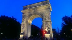 Washington Square Parkitt:New York, NY