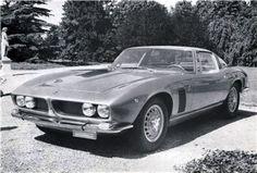Iso Grifo Coupe G.L. (Bertone), 1965-70