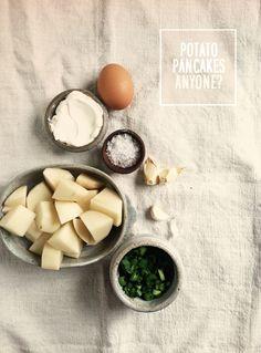 Potato Pancake Affair
