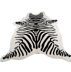 Are you interested in our animal print rug? With our zebra print cowhide rug you need look no further.