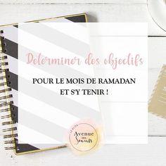 A mois d'une semaine de Ramadan, J'ai quelques questions à vous poser :⠀ .⠀ - Qu'avez-vous prévu pour ce mois béni ?⠀ - Quel(s) objectif(s) aurez-vous atteint lorsque Ramadan nous quittera à nouveau ?⠀ - Aurez-vous évolué, acquis un nouveau savoir, amélioré votre pratique ?⠀ .⠀ A toutes ces questions, je suis certaine qu'une multitude de réponses vous vient en tête, que vous avez déjà imaginé accomplir tout un tas de choses durant le mois de Ramadan, vous avez peut-être même déjà établit un… Conscience, Hadith, Islamic Quotes, Religion, One And Only, Public Enemies, Learning Arabic, Balance Sheet, Finger