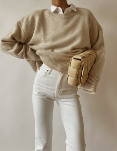 Winter Fashion Outfits, Fall Winter Outfits, Look Fashion, Womens Fashion, High Fashion, Minimal Fashion, French Fashion, Fasion, Retro Fashion