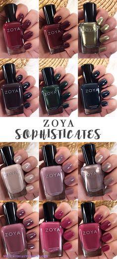 Zoya Sophisticates C