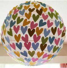 Ideas para decorar lámparas de papel   Decoración Hogar, Ideas y Cosas Bonitas para Decorar el Hogar