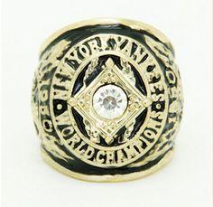 Wholesale 1950  Yankees Major League Baseball Zinc Alloy Custom Sports Replica men world Championship Ring