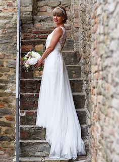 Congratulations to Stefania who looked absolutely stunning in her Peter Trends gown.