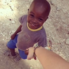 Cannot wait to see this boy again. #haiti