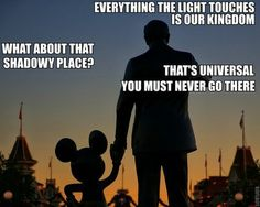 Awesome, Walt and Mickey at Disney + Lion King