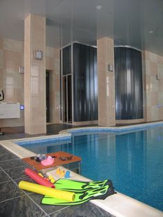"Villa with pool in Moscow suburbs by Architectural bureau / Architekturbüro ""ARPM"" / Архитектурное бюро - мастерская «АРПМ» www.arp-m.com"
